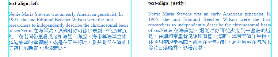 text-align: justify